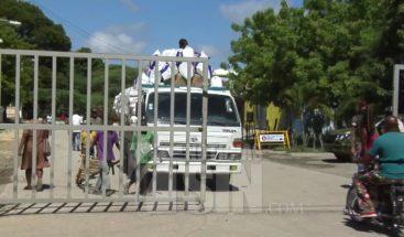Se mantiene reforzada la frontera tras incidentes en Elías Piña