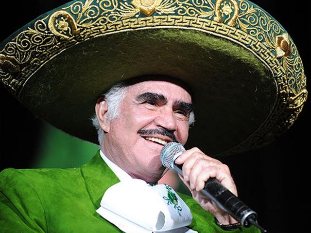Vicente Fernández lanza