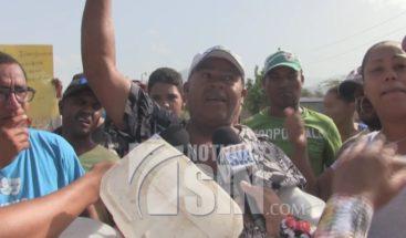 Residentes impiden inauguración de acueducto en Azua