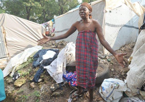 FAO: La escasez de fondos empeora la crisis humanitaria en Haití
