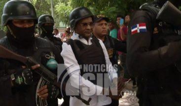 Aplazan medida coerción contra supuesta banda dirigía Pascual Cabrera