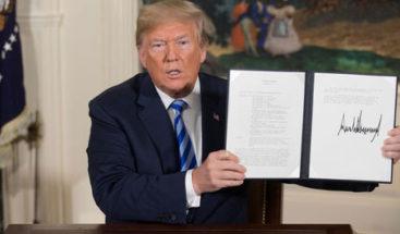 Trump firma presupuesto de Defensa más alto de la historia de EE.UU.