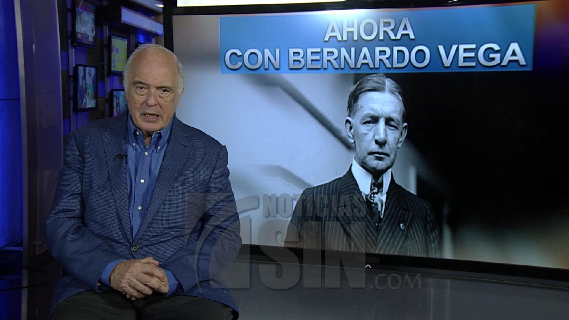 """Bernardo Vega: """"Los descontinuismo viene de lejos"""""""