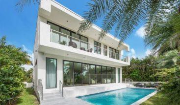 Nicky Jam compra una casa en Miami Beach por 3,4 millones dólares