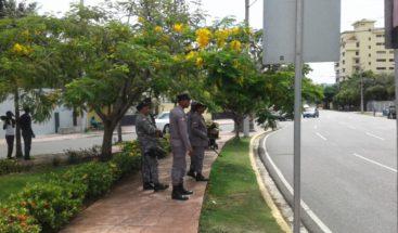 Unos 1,300 policías vigilan la Marcha Verde