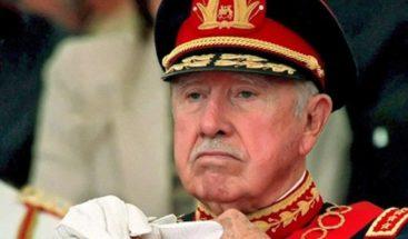 Ordenan decomisar bienes de Pinochet por más de 1,6 millones de dólares