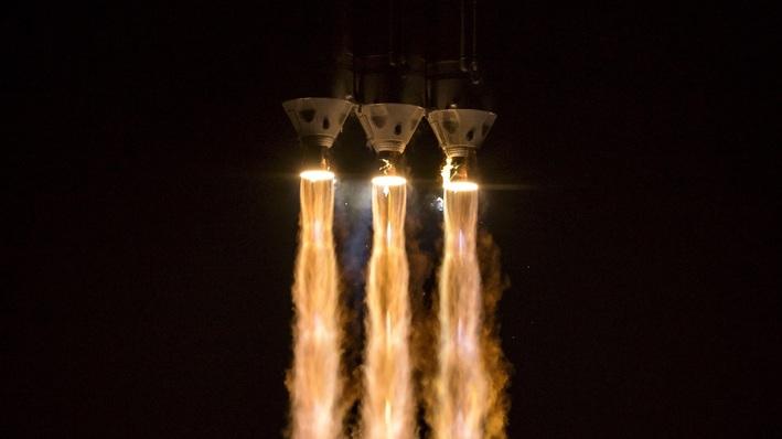 NASA lanza con éxito la sonda Parker con el objetivo de