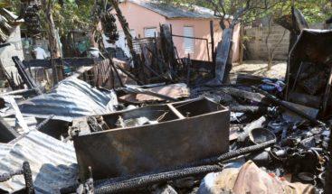 Muere hombre calcinado en el municipio de Jarabacoa