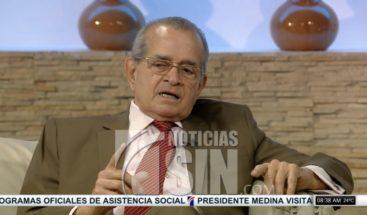 Fernández plantea un escenario renovador, según Franklin Almeyda