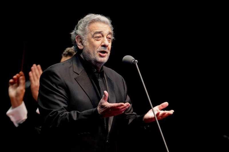 Placido Domingo dará concierto en México