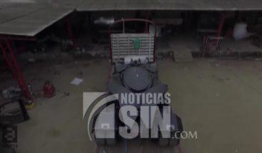 Ecuador: Hombre hace réplica del batimóvil