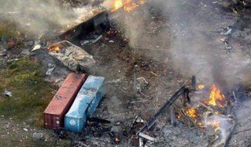 Varios muertos y heridos tras explosión en fábrica explosivos en Rusia