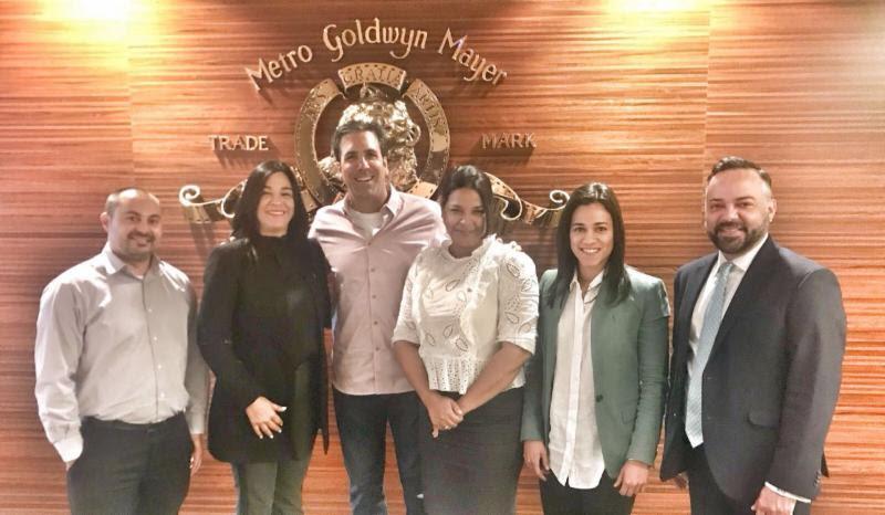 Consulado RD promueve los incentivos del país en estudios de Hollywood