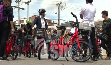 En Bogotá, contarán con servicio de bicicletas eléctricas