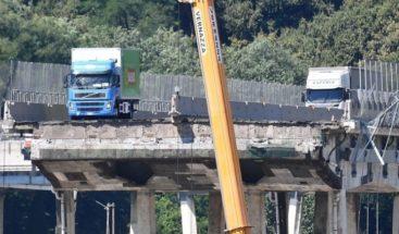 Prohíben tráfico puente de Italia obra del mismo arquitecto de Génova
