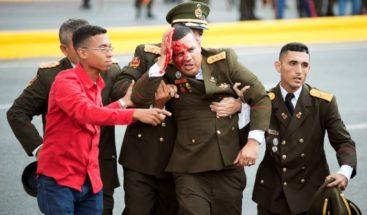 Capturan a 6 presuntos implicados en el atentado contra Maduro