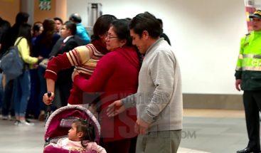 Momentos de pánico viven pasajeros en aterrizaje de emergencia en Perú