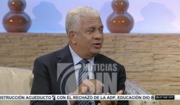 Presidente de Fenatrado habla sobre el alza de los combustibles