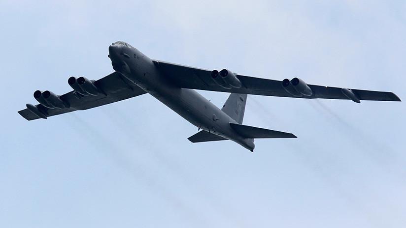 Un bombardero de EEUU cruza zona de identificación de defensa de China