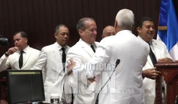 Nuevo presidente CD dice que priorizará aprobación de proyectos de ley
