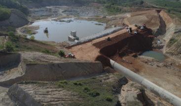 INDRHI completa trabajos fase intermedia proyecto presa La Piña