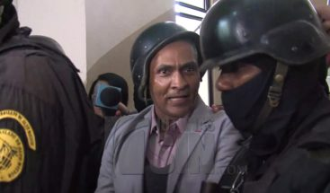 Recusan jueza conoce caso a implicados en red Pascual Cabrera
