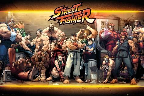 EEUU lanza campeonato 'Street Fighter' para