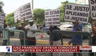 Con pancartas en manos exigen justicia en las afueras de la SCJ