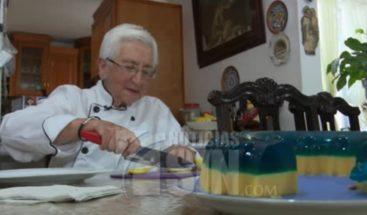 La edad no es un límite para una mujer con 77 años graduada de chef