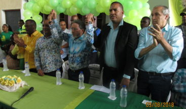PRL proclama a candidatos en el municipio Boca Chica y la Caleta