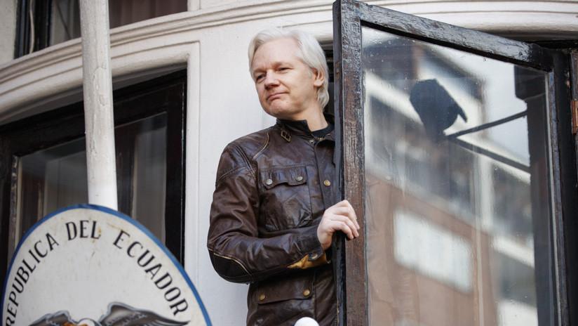 Assange cumple 6 años asilado en la Embajada de Ecuador en Londres