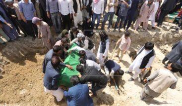 El EI reivindica el atentado con 34 muertos en centro educativo en Kabul
