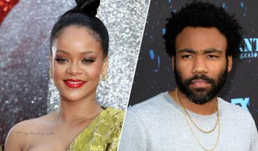 Rihanna y Donald Glover visitan Cuba para filmar nuevo proyecto juntos
