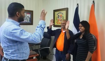 Designan nuevo director Defensa Civil Santo Domingo Oeste