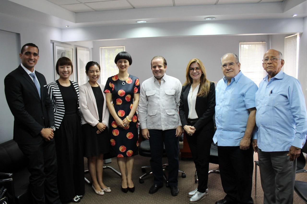 PRM reconoce importancia de relaciones con China