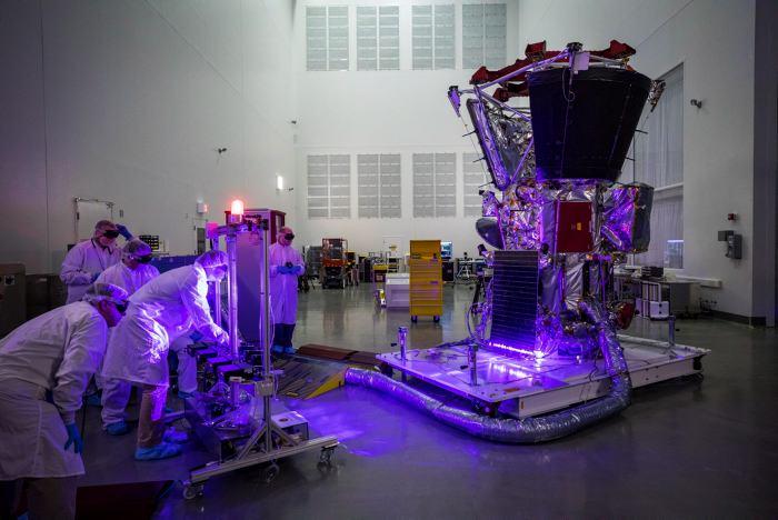 La NASA intentará de nuevo este domingo lanzamiento de la sonda Parker