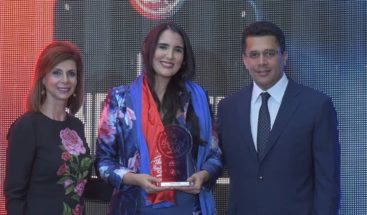 Aisha es premiada en The Best of DR 2018