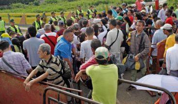 OEA convoca a sesión extraordinaria sobre crisis migratoria Venezuela