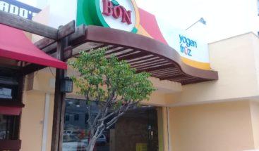 Intentan asaltar sucursal de Helados Bon en Ensanche Naco