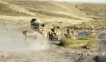 Fuerzas iraquíes matan a 12 terroristas del Estado Islámico en el norte