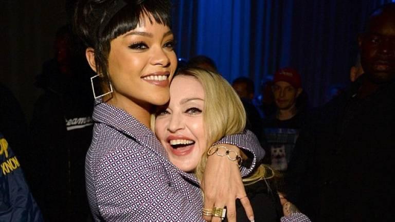 Madonna y Rihanna, estrellas de últimos lanzamientos musicales de 2018