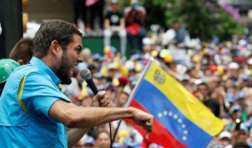 """EEUU considera """"ilegal"""" el arresto de Juan Requesens"""
