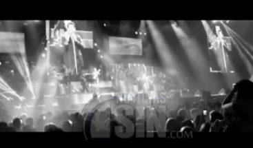Cerca de 18 mil personas para show de Marc Anthony