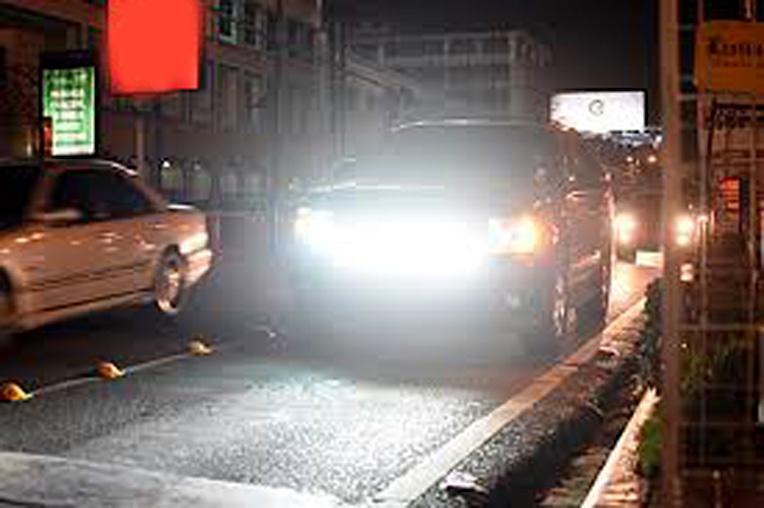 Image result for DIGESETT inicia operativo de fiscalización por luces LED