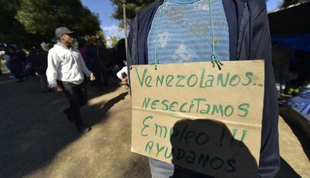 Municipio de Quito alberga más de 200 venezolanos en centros temporales