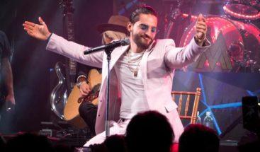 Maluma actuará por tercera vez en Uruguay en noviembre