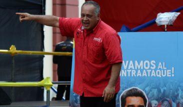 Cabello dice migración de venezolanos a pie es una campaña contra Maduro