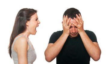 ¿Tienes una esposa regañona? mira los beneficios que le trae a tu salud