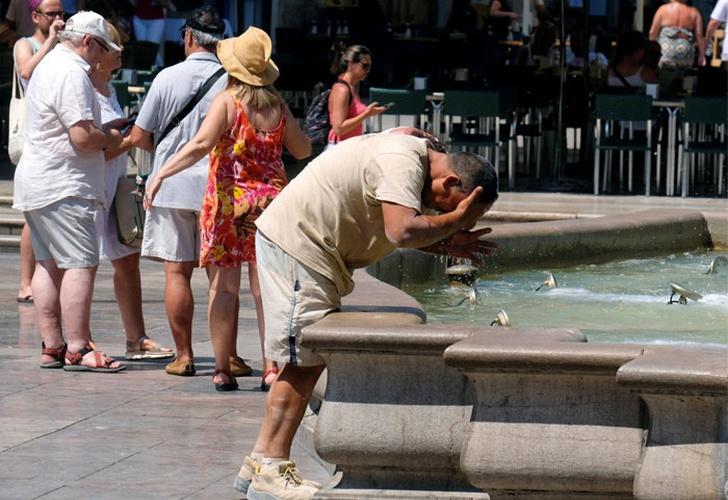 Al menos seis muertos en España por la ola de calor de los últimos días