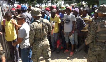 Ejército dice frontera en Dajabón se mantendrá reforzada todo el tiempo